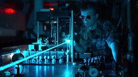 Kas iš tiesų yra lazeris ir kaip jis veikia