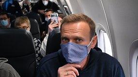 """""""15/15"""": Kas Rusijoje laukia A.Navalno?"""