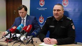 Policija: mirtinai berniuką sumušę sugyventiniai buvo apsvaigę nuo narkotikų
