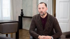 """Vitaminai sielai. M.Petruškevičius apie prisijaukintą žodį """"atsiprašau"""" ir didžiausią autoritetą"""