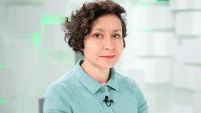 """""""Auksinio liūto"""" laureatė V.Grainytė: ribotas biudžetas skatino ieškoti kūrybingų sprendimų"""