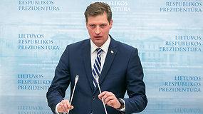 """Kęstutis Mažeika: """"Aplinkosaugininkai privalo būti nepriekaištingos reputacijos"""""""