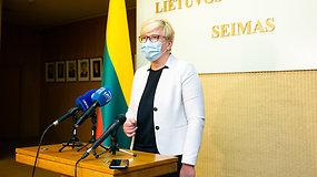 Tėvynės sąjungos-Lietuvos krikščionių demokratų partijos Prezidiumo posėdis