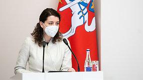 M.Navickienės komentaras apie skurdo situaciją šalyje