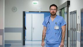 K.Stašaitis: ne viskas priklauso nuo gydytojo valios