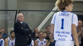 """Virginijus Šeškus: """"LiAngelo ir LaMelo Ballus reikia išmokyti europietiško žaidimo"""""""