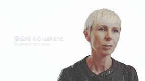 Sergančiųjų ŽIV istorijos – garsių žmonių lūpomis: Giedrė Kilčiauskienė