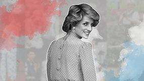 Širdžių princesė Diana: svarbiausi faktai apie jos dramatišką gyvenimą ir tragišką mirtį