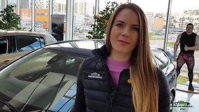 "Konkurso Lietuvos ""Metų automobilis 2018"" dalyvis – ""Peugeot 308 SW"""