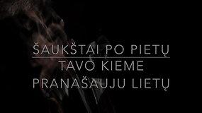 """Stano ir Deivydas Zvonkus apdainavo R.Daškevičiaus ir OG Version """"meilės istoriją"""""""