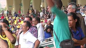 Lošimų bumas Venesueloje: gyventojai desperatiškai ieško finansinio stabilumo
