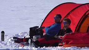 Ekstremali ekspedicija: Antarktidos šaltyje tėvas ir sūnus pasikliaus tik ekologiška energija