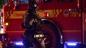 Toronto centre aidėjo šūviai – žuvo žmogus, užpuolikas nusišovė