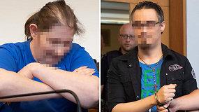 Vokietijoje nuteista sūnų žaginusi ir internetu pedofilams jį pardavinėjusi pora