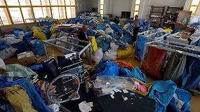 Laiškų laukė 8-erius m.: daugiau nei 10 t sulaikytų siuntinių pasieks Vakarų Krantą