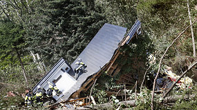 Šiaurės Japoniją supurtė 6,6 balo žemės drebėjimas, žuvo mažiausiai 8 žmonės