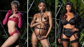 """Seksualus Rihannos apatinių  """"Savage X Fenty"""" kolekcijos pristatymas"""