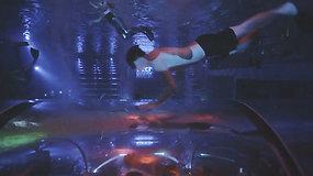 Giliausias pasaulio baseinas virto išskirtine šokių aikštele