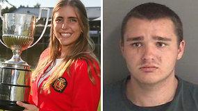 Tragedija JAV – Ajovos golfo aikštyne rasta nužudyta Europos golfo čempionė
