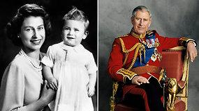 Ilgiausiai sosto laukiantis įpėdinis: princas Charlesas švenčia 70-ąjį jubiliejų
