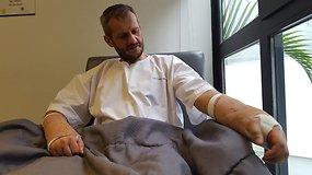 Balys Bardauskas ruošiasi į Lietuvą: jaučiuosi, kad esu įveikęs Dakarą