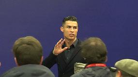 C.Ronaldo nenusiramino po emocijų audrą sukėlusio Čempionų lygos aštuntfinalio