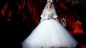 """Dolce & Gabbana"" pristatė prabanga alsuojančią kolekciją"