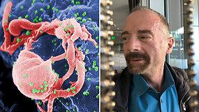 Sensacija ŽIV gydyme: antram žmogui pasaulyje pasireiškia ilgalaikė remisija