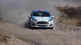 Į WRC grįžta lietuviai – Deividas Jocius ir Donatas Zvicevičius