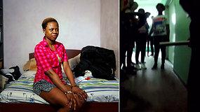 Rusijoje išgyveno baisiausią košmarą: atvykusios dirbti papuolė į seksualinę vergiją