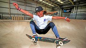 Neįtikėtinas dešimtmetės talentas ir ambicijos: gali tapti jauniausia britų olimpinių žaidynių dalyve