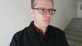 Tėvo per kruvinuosius įvykius netekęs Robertas Povilaitis: svarbiausias dalykas, kad vyko šis procesas