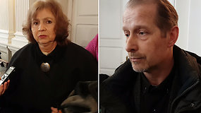 Vasilijų Kustrio ir Michailą Golovatovą ginantys advokatai žada skųsti nuosprendį