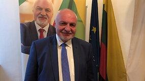 Optimistiškas V.Mazuronis: tikiu, kad po šių rinkimų Lietuva pasikeis