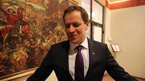 V.Tomaševskis radikalų Europos Parlamente nesibaimina