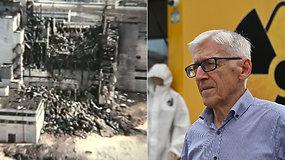 Černobylio branduolinę katastrofą išgyvenę darbuotojai sukritikavo serialą: ne viskas atspindi realybę