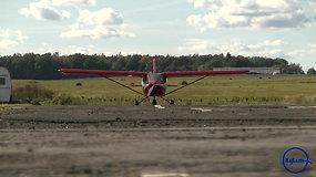 """""""Kylam"""": skrydžių lauko aikštelė – galimybė pakilti tiesiog iš namų"""