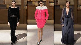 """Dar vienas įspūdingas K.Lagerfeldo įpėdinės surengtas šou: """"Chanel"""" kolekcija pristatyta bibliotekoje"""