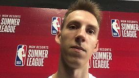 """A.Kulboka: apie derybas su """"Žalgiriu"""" ir galimybes žaisti NBA"""
