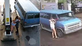 Policija paviešino kelios dienos prieš nužudymą užfiksuotas paskutines jaunos poros gyvenimo akimirkas