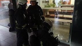 Vilniaus miesto apylinkės teisme – evakuacija: pranešta apie gyvsidabrio ataką