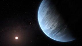 Mokslininkai paskelbė sensacingą atradimą: potencialiai gyventi tinkančioje egzoplanetoje rasta vandens