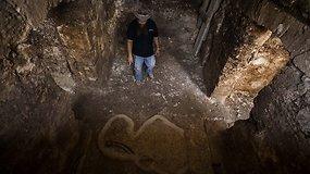 Mokslininkus suglumino paslaptingas kankinys: jam skirtoje bažnyčioje rastas užrašas užminė mįslę