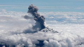 Lėktuvo keleivį nustebino pro langą pamatytas vaizdas – skubėjo jį užfiksuoti