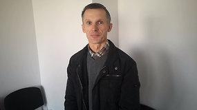 """Už nepagarbą teismui teisiamas Kęstutis Kiltinavičius: """"Valstybė mane kol kas daro"""""""