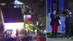 Helovino vakarėlis virto siaubo filmu: per šaudynes nušauti trys žmonės, dar keletas sužeisti