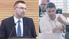 L.Kukuraičio pažadas viešojo sektoriaus darbuotojams – resursai didinti jų atlygį 2020-aisiais yra