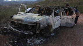 Vienas kruviniausių išpuolių prieš amerikiečius Meksikoje: paslėpęs artimuosius trylikametis iki pagalbos ėjo 22 km
