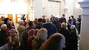 Apgultis skundą dėl N.Venckienės suėmimo nagrinėjančiame teisme