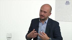 Sergejus Muravjovas: žmonės geriau jaučiasi dabar nei prieš 10 m.